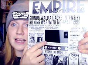 Empire Magazine Promo