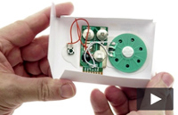 Push button module