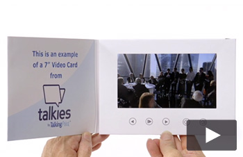 A5 Soft Back Video Books, 256mb, Print on Demand, Personalised